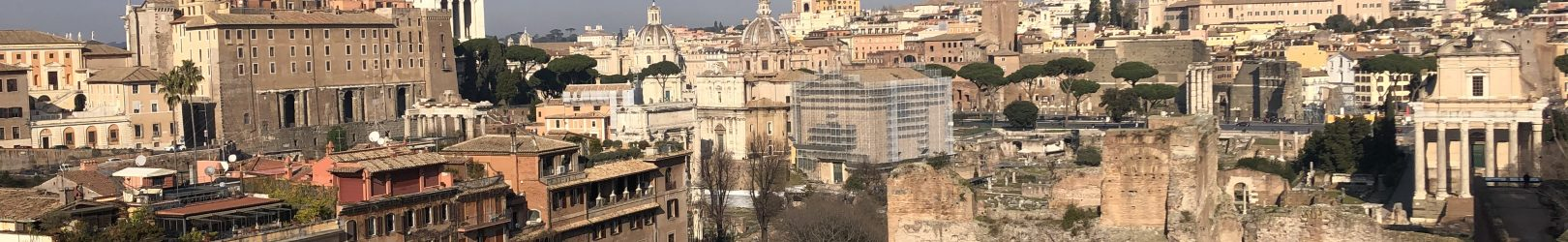 Summary of Multimedia Heritage Experiences Visited in Rome – 11th-13th January 2020